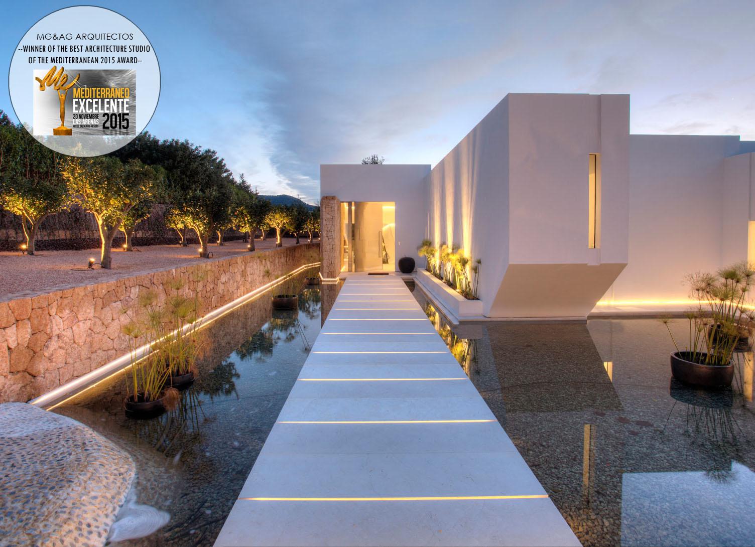 Casa ibiza ibiza house 1 mg ag arquitectos - Arquitectos ibiza ...